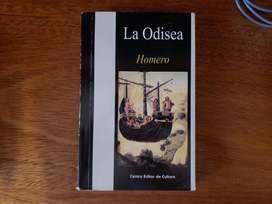 Libro La Odisea Homero Centro Editor De Cultura
