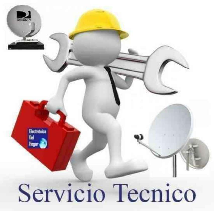 Servicio Tecnico Antenas Tv Satelital 0