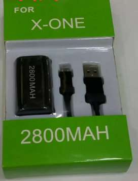 Cable con carga y juega de xbox one
