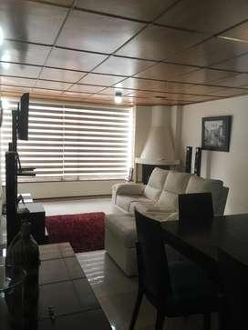 Confortable apartamento amoblado para Arriendo en Santa Barbara 5000272