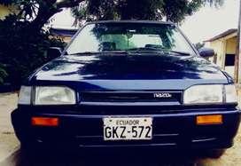 Mazda 323 del 99