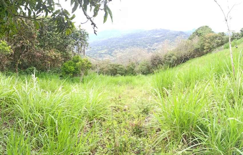 Lote a 5km de choachi por la via que conduce a Ubaque