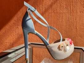 Zapatos de taco Indiana