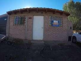Vendo vivienda de un dormitorio en Rincón de los Sauces.