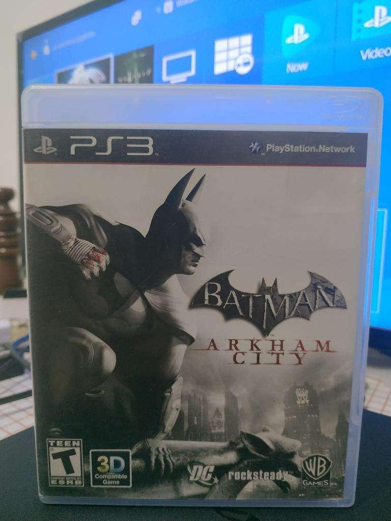 Batman Arkham City 0