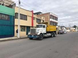 Vendo Volqueta Mula 12 m3