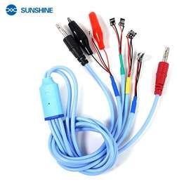 Cables De Alimentación Dc Para iPhone / Sunshine Ss908b