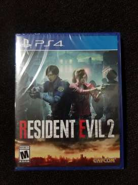 Juego Resident Evil Remake