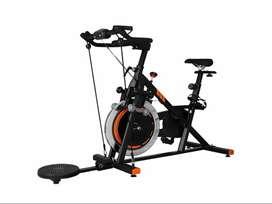 Bicicleta Estática Spinning Combo Gimnasio