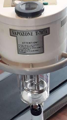 VAPOR Y OZONO , VAPOZONE T-707 A , NUEVO SIN ESTRENAR