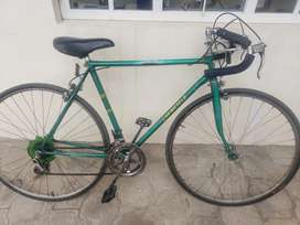 Vendo o cambio por bicicleta montañera