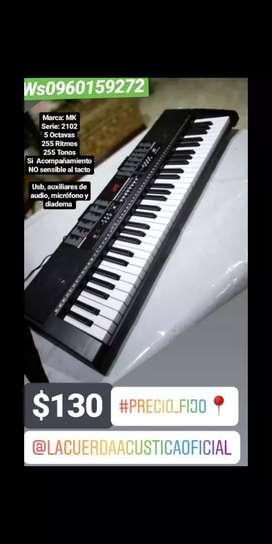 Piano para Aprendíz Nuevo en Caja Aun