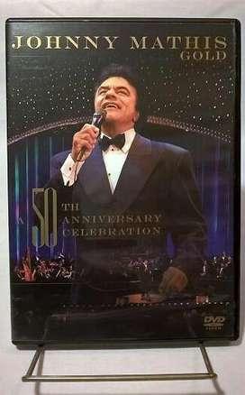 Johnny Mathis Gold: 50th Anniversary Celebration Dvd 2006