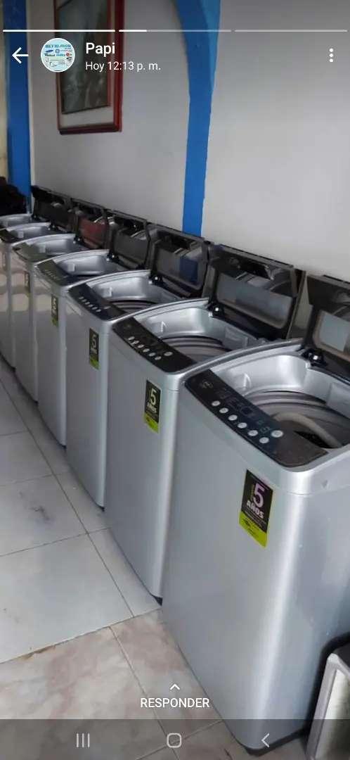 Alquiler de lavadoras nuevas