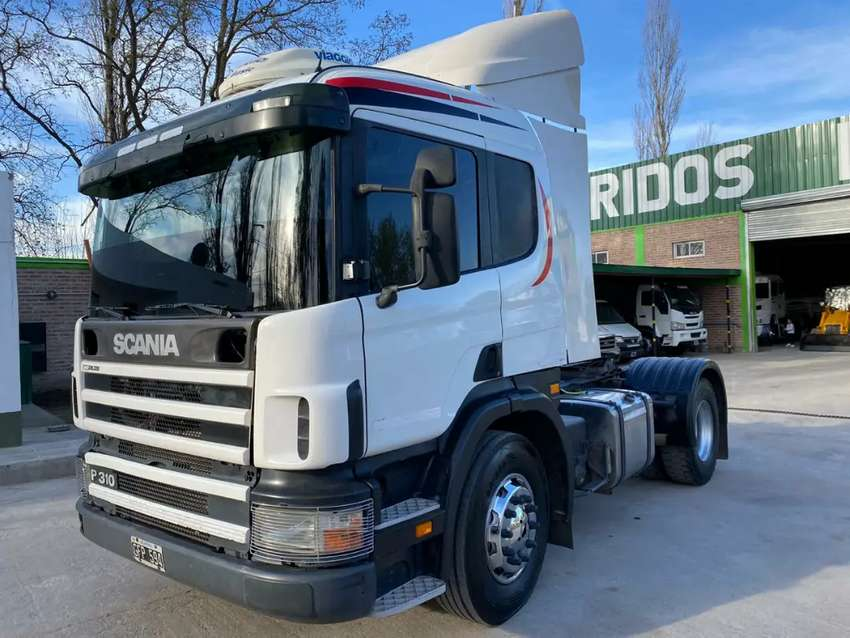 Scania P310 2007 impecable 0