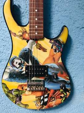 Guitarra Penvey Marvel