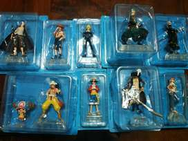 Coleccion de Figuras One Piece Y Otras segunda mano  Monserrat, Capital Federal