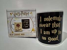 Mug Harry Potter térmico