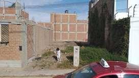 Vendo terreno en Las Palmas 2 Chiclayo