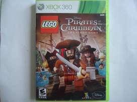 Lego Piratas del Caribe XBOX 360 PRECIO FIJO