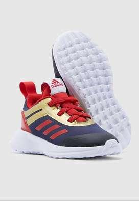 Tenis Zapatos Captain Marvel Rapidarun adidas Avengers