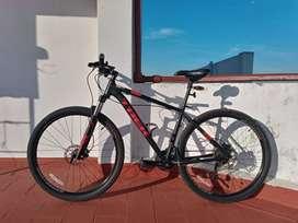 Bicicleta Trek modelo marlin 7 2019