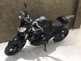 Yamaha MT03 cilindraje 320 cc