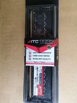 Memoria RAM PC 16 GB AITC DDR4 2666 MHZ