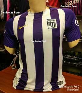 Camiseta de Alianza Lima