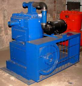 Compresor de Aire Nuevo Fijo de 4 M3/MIN CON BASE