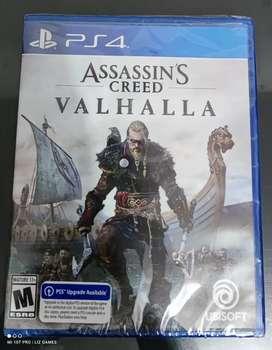 Assassins creed valhalla ps4, ps5