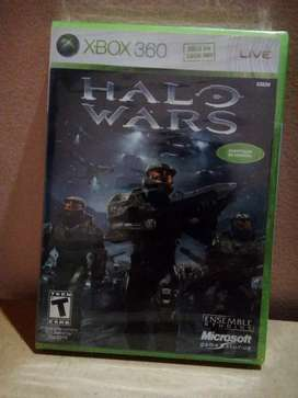 Halo wars x box 360