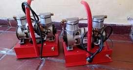 Compresores de aire libre