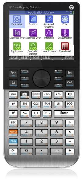 Nueva Calculadora Hp Prime Color Touch Screen - Selladas