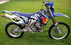 Yamaha WR 450 F 2008 IMPECABLE!