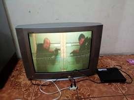 TV LG + DVD LG económico un combo
