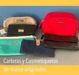 Carteras y billeteras originales
