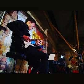 Clases de música, Clases de guitarra electrica, guitarra acústica, solfeo, teoría musical, Piano.