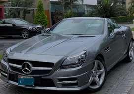 Mercedes  Benz Slk 200 Convertible 2014