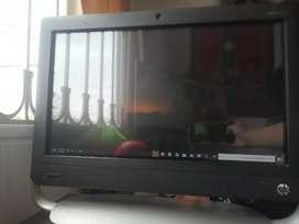 HP Todo en uno - TouchSmart 320 (Táctil)