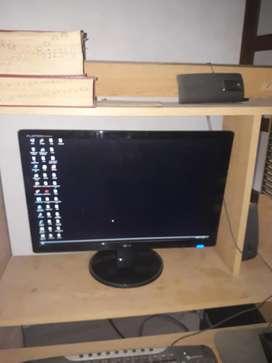 Monitor de 21' lg