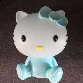 Lampara de Hello Kitty Nueva