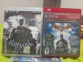 juegos de Batman para play 3