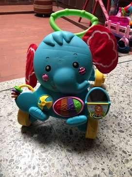 Cminador musical para bebe
