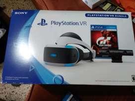 VR PlayStation 4