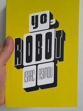 LIBRO YO, ROBOT de Isaac Asimov