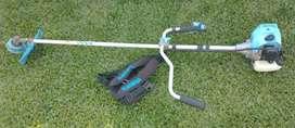 Desmalezadora Motoguadaña Naftera Gamma 52cc 2t 2,4hpcon accesorios
