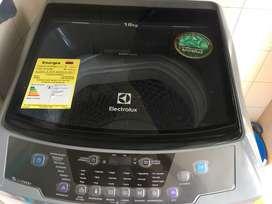 lavadora electrolux 18 kg