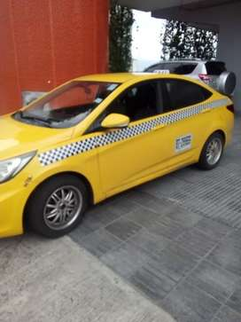 Vendo accent amarillo
