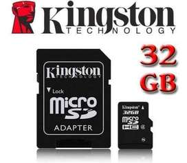 TARJETA MICRO SD 32GB